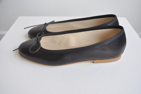 Anniel Ballerina Flat - Black