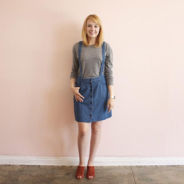 Peggy Jumper skirt