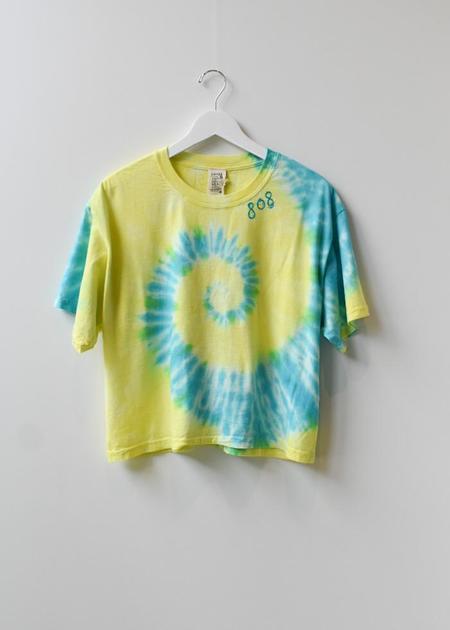 I Stole My Boyfriend's Shirt Cosmo Tie-Dye T-Shirt