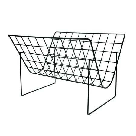 An Artful Life Wire Magazine Rack