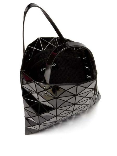 Bao Bao Issey Miyake Lucent Tote Bag - Black