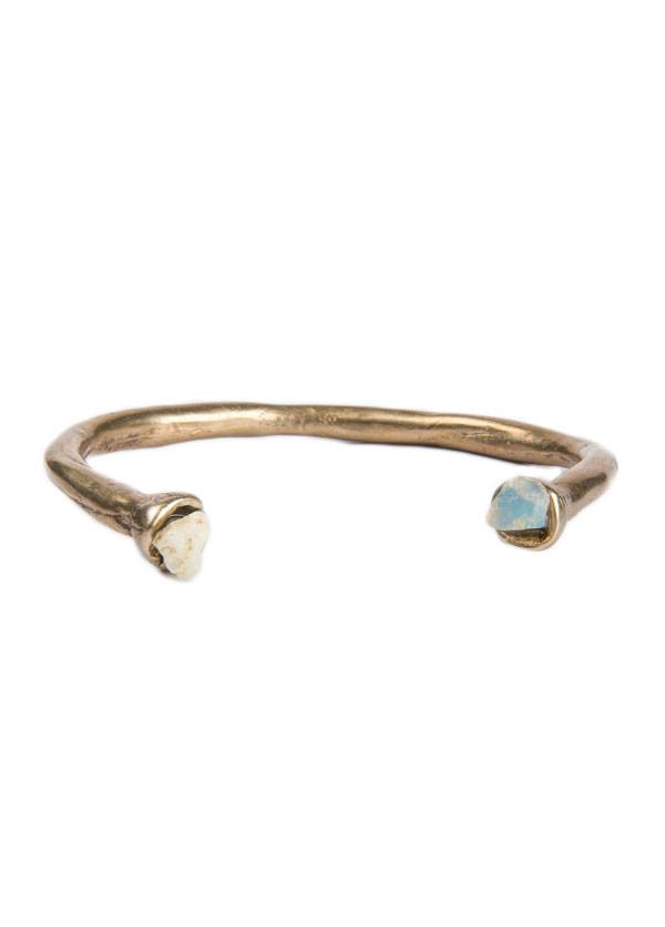 Takara - Snake Eyes Bracelet in Bronze