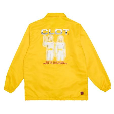Clot Obey Your Master Coach Jacket