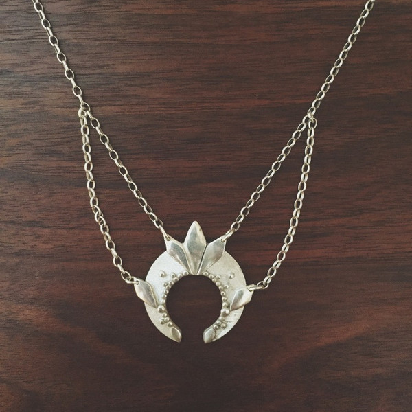Shannon Munro Sovereign Necklace