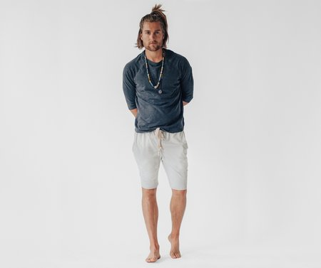 Crow Collective Journey Shorts - White Sands