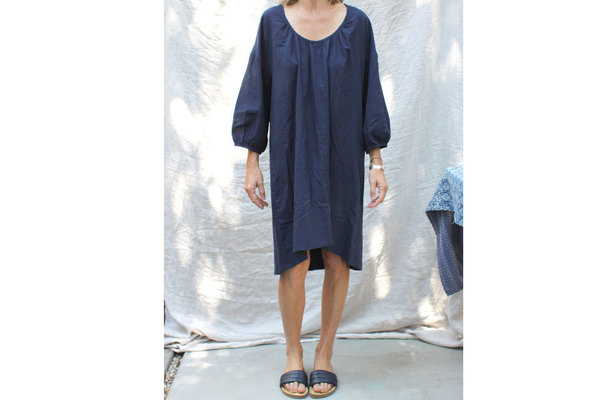 pietsie Mojave Dress in Navy