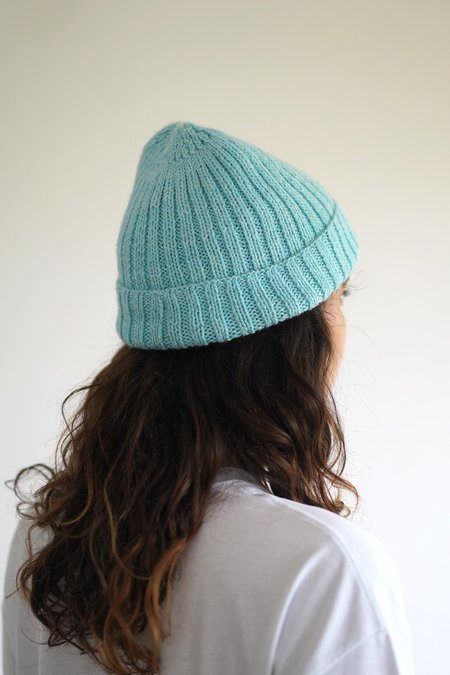 Solosix Essential Rib Beanie - Turquoise