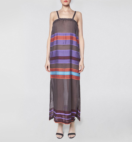 Lemlem Eve/Almaz Layer Maxi Dress