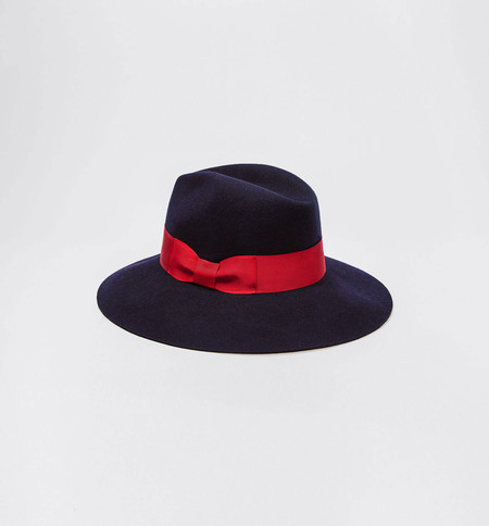 Prymal Felt Shade Hat Navy