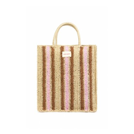 Bobo Choses Striped Tote Bag