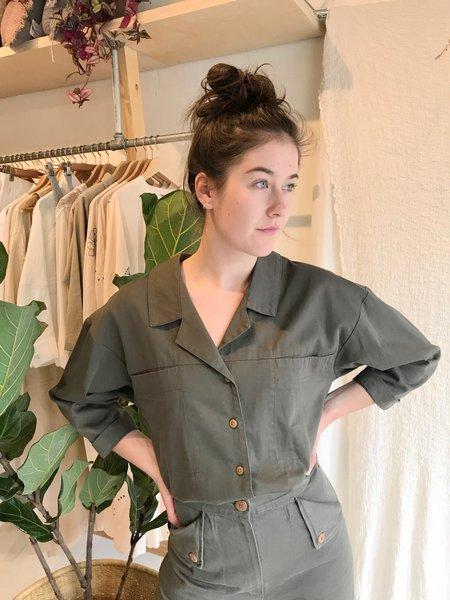 Ilana Kohn Mapes Shirt - Peat