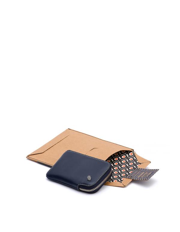 Bellroy Card Pocket Blue Steel