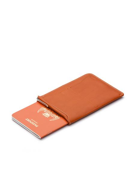 Bellroy Passport Sleeve Tan