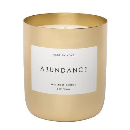 Yoke Ayurveda Apothecary Abundance Candle