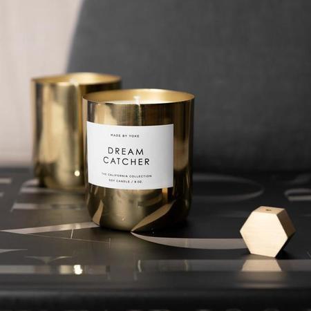 Yoke Ayurveda Apothecary Dream Catcher Candle