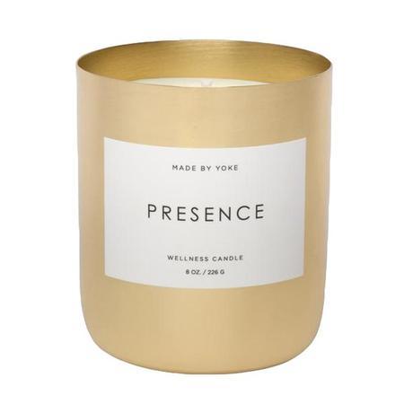 Yoke Ayurveda Apothecary Presence Candle
