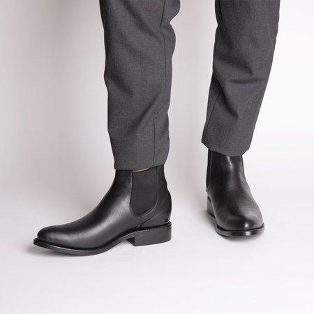 The CANO Shoe MANUEL Chelsea Boot - Black