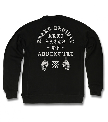Men's Roark Revival Cursed Artifacts Crew Fleece