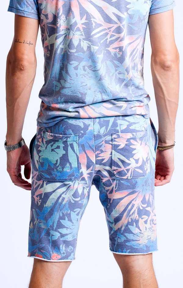 Men's Solangeles Sol Angeles - ORCHID GARDEN SADDLE SHORT