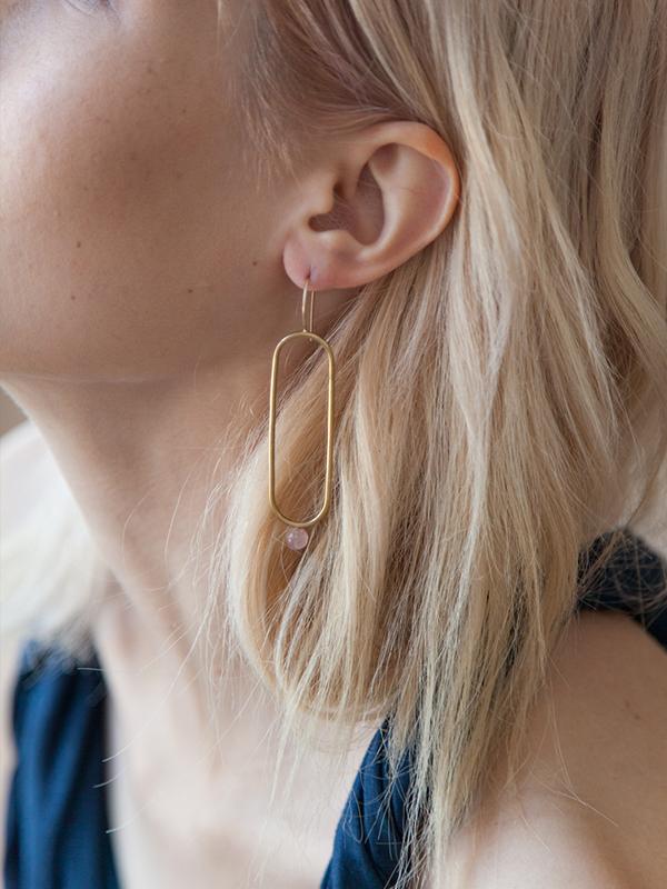 Seaworthy Relativity Earrings