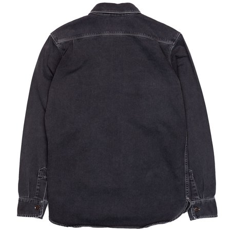 Freenote Cloth Utility Shirt - Charcoal