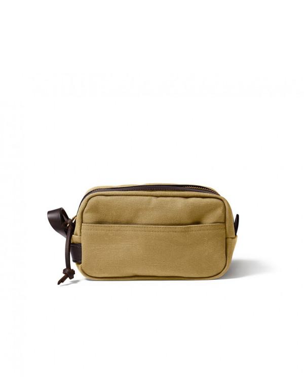 Filson Travel Kit Tan
