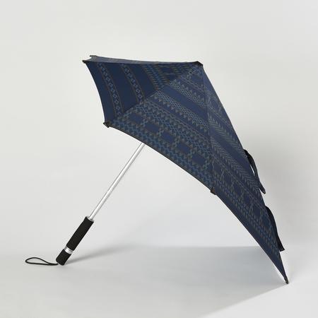 Senz Storm Umbrella Stick - Cotu Blue