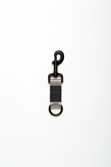 The Celect Minimal Keychain - Silver