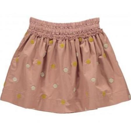 Kids Marmar Copenhagen Selene Skirt - Morning rose
