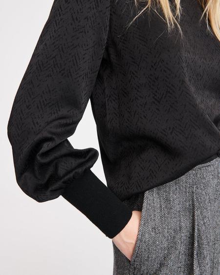 Rag & Bone Letti blouse - Black