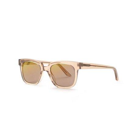 Lowercase Rebel Rebel Sunglasses - Champagne