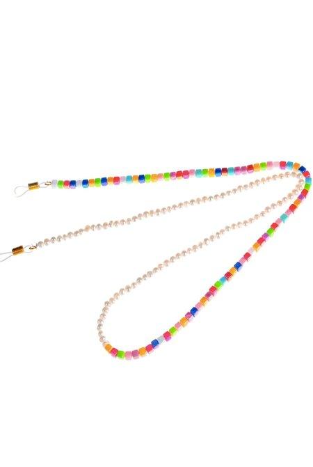 Talis Chains Fresh Water Pearl - Multi