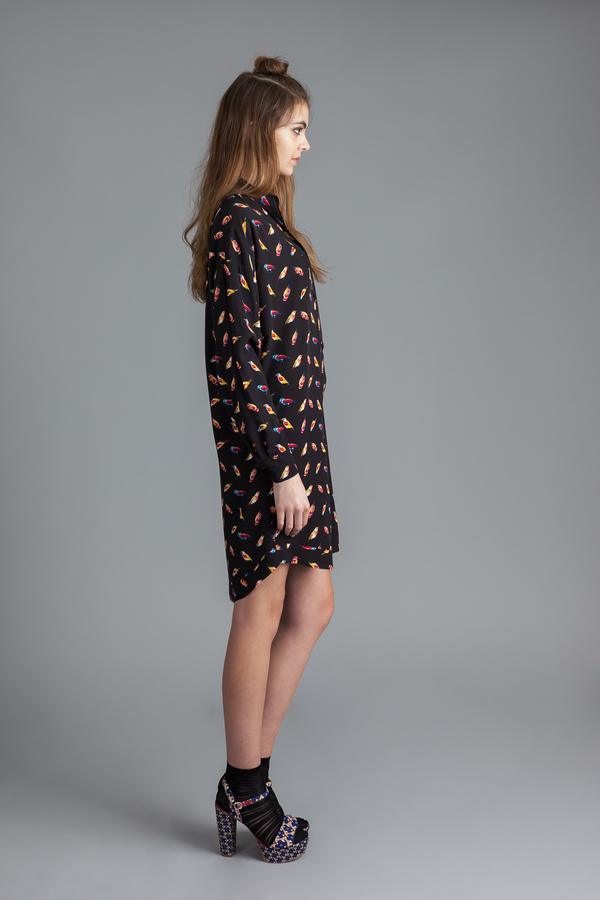 Allison Wonderland 'Apartment' dress - birds print