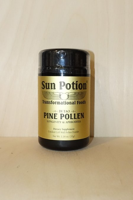 Sun Potion Pine Pollen