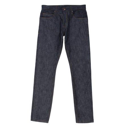 Freenote Cloth 13 oz. Avila Slim Taper Jeans - Natural Indigo Denim