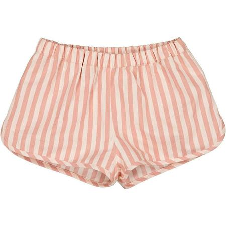 kids louis louise georginette short - pink stripes