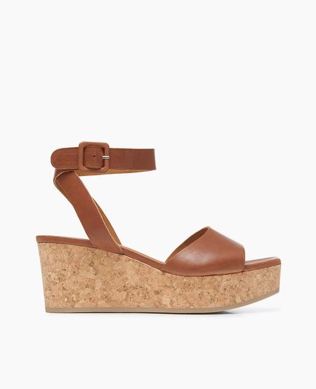 Coclico Metropol Sandal in Frida Cuoio