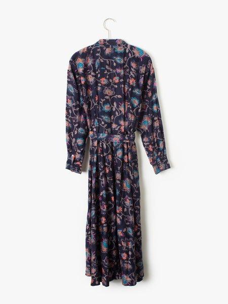Xirena Everr Dress - Dark Ink