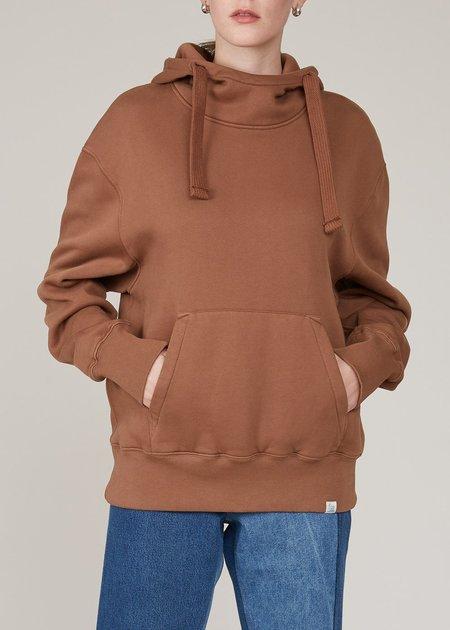 Merz b. Schwanen Oversized hoodie - nut