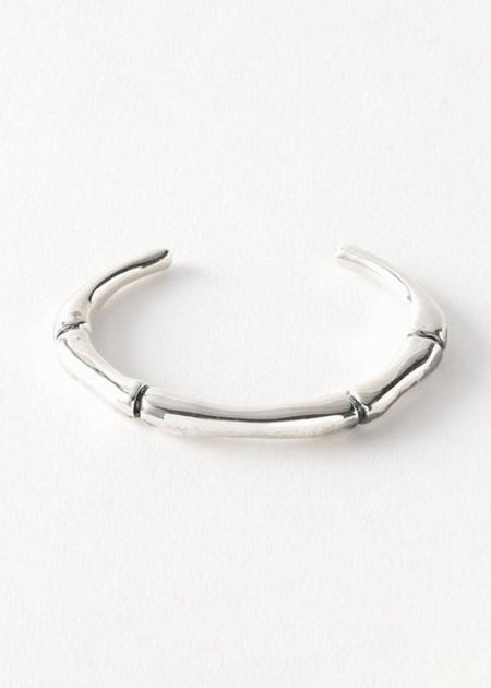 SOPHIE BUHAI Bamboo Cuff - sterling silver