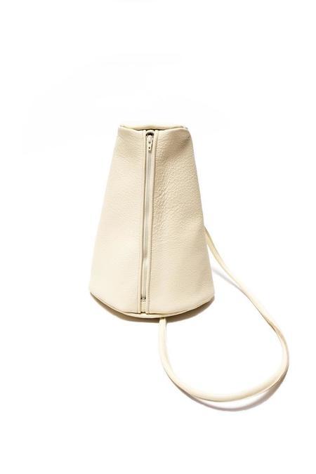 Hannah Emile Prisma Sling Bag - Milk Leather