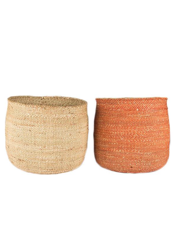 Woven Iringa Baskets - Extra Large
