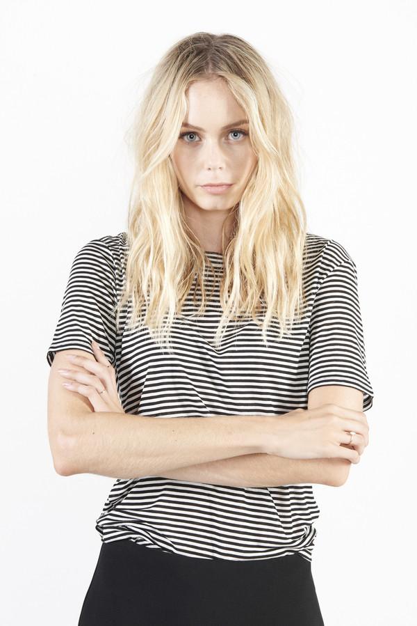 Rho Tee - Striped