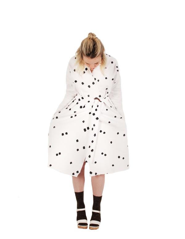 323 Trench Dress