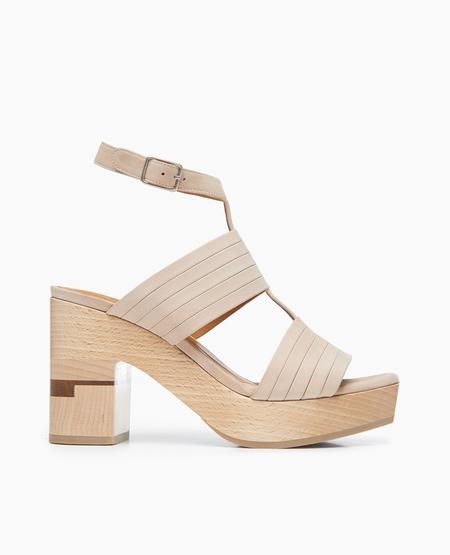 Coclico Vine Sandal in Talco Bone