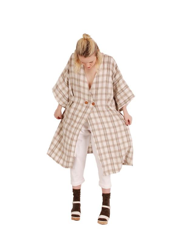 323 Wrap Kimono
