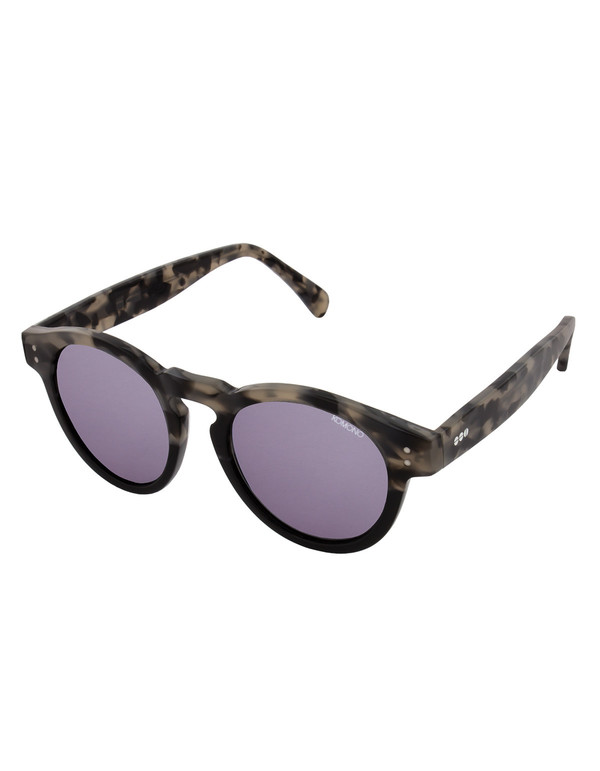 Komono Crafted Clement Sunglasses Black Sand