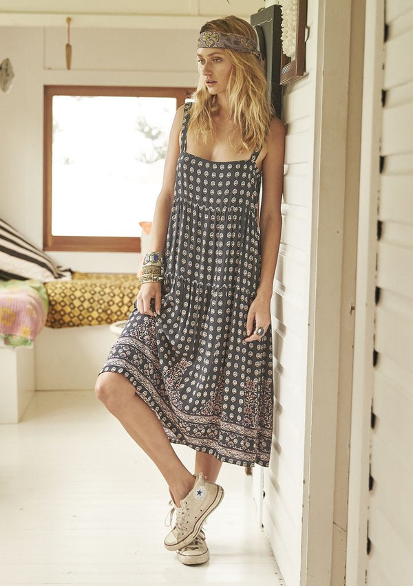 Auguste Gypsy Girl Beach Dress