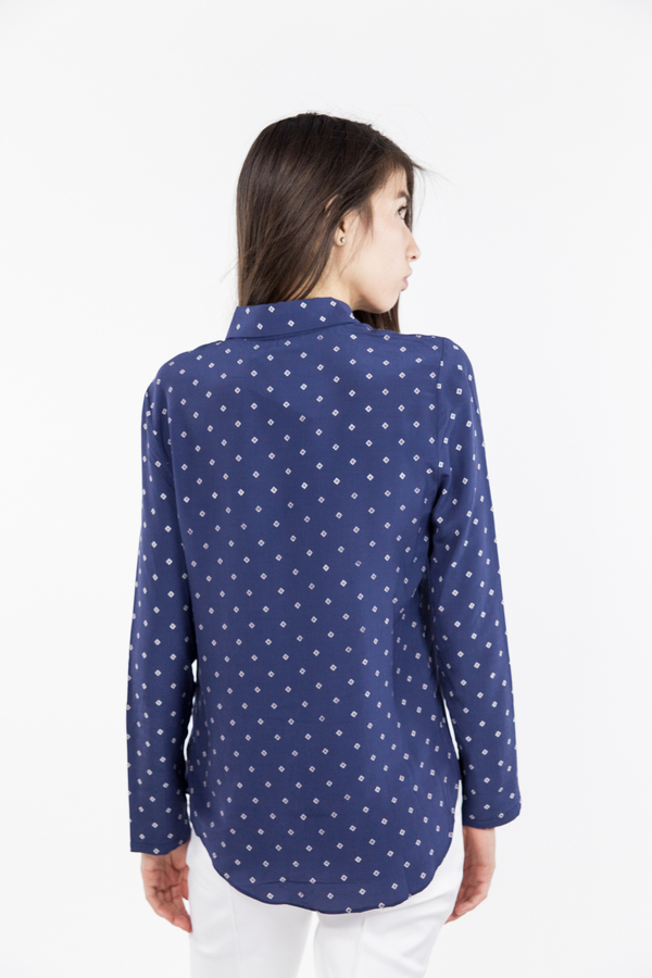 Bec & Bridge Nightingale Shirt - Ink