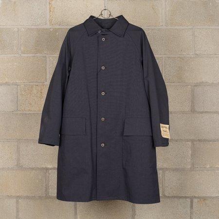 Nigel Cabourn Packable Coat HALFTEX - Black